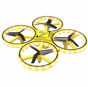 ZF04 Mini Drohne mit Handsteuerung für 19,99€   aus DE