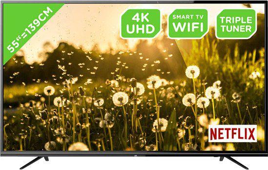 OK. ODL 55650U TIB 55 Zoll LED UHD smart TV für 366€ (statt 399€)