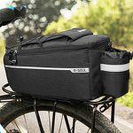 Isolierte Gepäckträgertasche in 2 Farben für je 12,99€