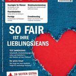 Öko Test Jahresabo für 51,84€ + Prämie 35€ Scheck
