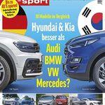 Tipp: auto motor und sport Jahresabo für 99,90€ + 90€ Amazon Gutschein