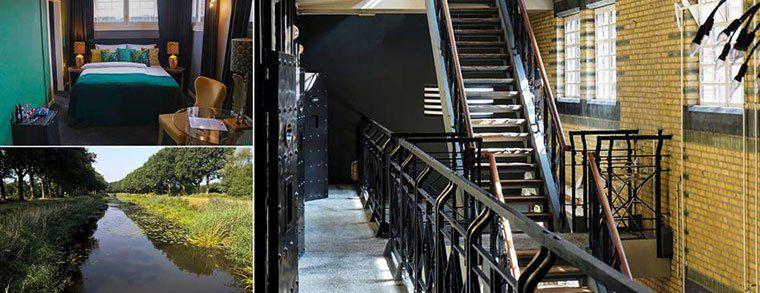 2 ÜN im Design Gefängnis Hotel in den Niederlanden inkl. Frühstück ab 74,99€ p.P.