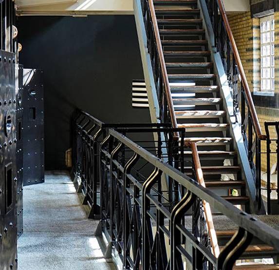 2 ÜN im Design-Gefängnis-Hotel in den Niederlanden inkl. Frühstück ab 74,99€ p.P.