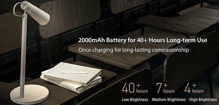 Xiaomi Mijia MJTD03YL LED Schreibtischlampe für 22,99€   aus DE
