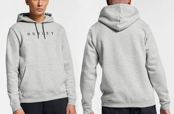 Nike Fleece Hoody Hurley Homeward für 33,58€ (statt 54€)