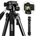 ESDDI TP-35 Kamerastativ (bis zu 170cm) mit 360° Kugelkopf für 24,99€ (statt 40€)