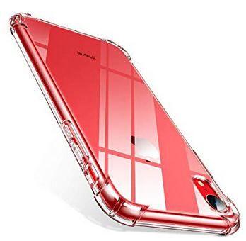 Durchsichtige iPhone XR Schutzhülle für 2,99€   Prime