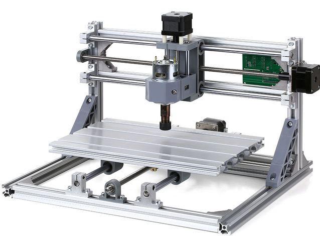 CNC3018 DIY Mini CNC Router Kit 2in1 Lasergravur Maschine ab 149,99€ (statt 190€)   aus DE
