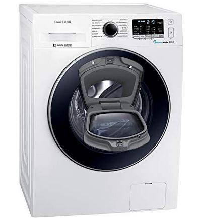 Samsung WW 8 EK 5400 UW  Waschmaschine (8 kg, 1400 U/Min., A+++) mit Add Wash ab 503,36€ (statt 628€)