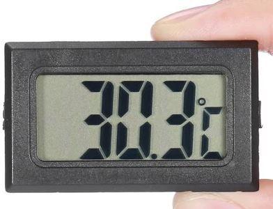 Kleines digitales Innen  oder Außenthermometer für 1,71€