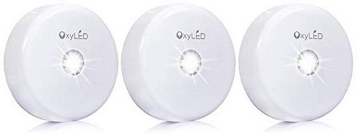 3er Pack: OxyLED dimmbare LED Schrankbeleuchtung für 4,49€   Prime