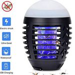 2in1 Insektenfalle mit LED-Licht für 14,99€ (statt 25€)