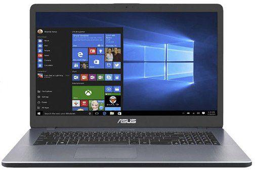 ASUS R702UA Notebook mit 17.3 Zoll, 4 GB / 256 GB SSD für 349€ (statt 404€) + Gratis Office 365 Home