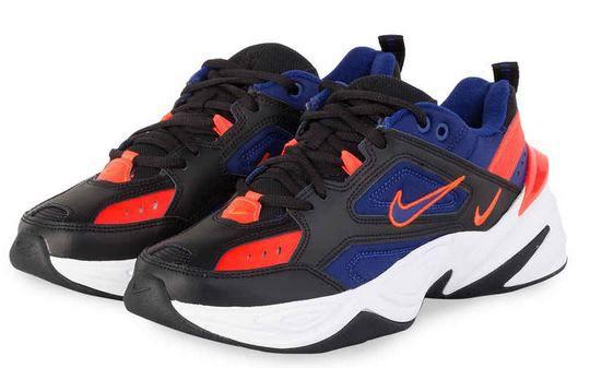 Nike M2K Tekno Sneaker BLACK/DEEP ROYAL BLUE für 48,45€ (statt 70€)