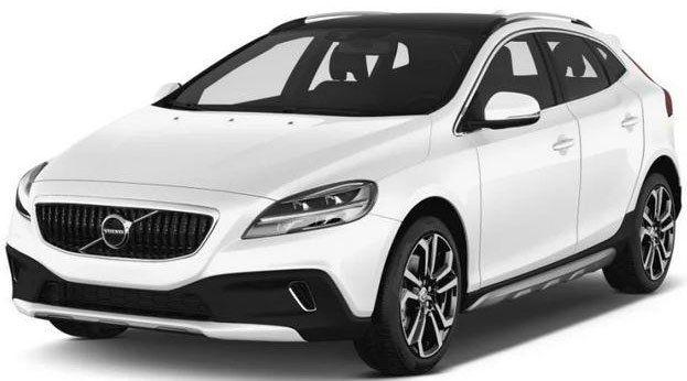 Volvo V40 Cross Country T3 Plus Automatik (152 PS) für 113€ mtl. (LF 0,38 / Gewerbe)