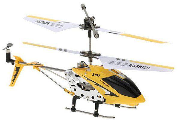 Syma S107G R/C Helicopter mit Fernbedienung für 15,69€   aus DE