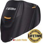 Favoto Motorradabdeckung (265cm x 105cm x 125cm) für 9,09€ (statt 18€)