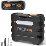 Tacklife ACP1B – mobiler 12V Autokompressor mit 10 Bar für 18,25€ (statt 36€)