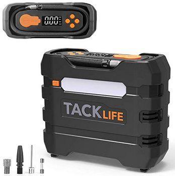 Tacklife ACP1B   mobiler 12V Autokompressor mit 10 Bar für 15,87€ (statt 34€)