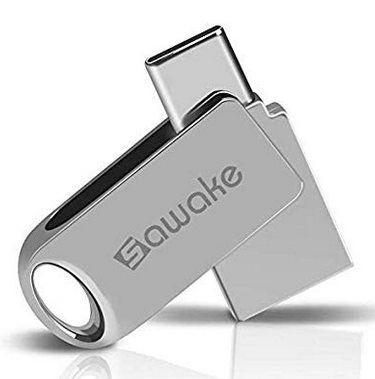 2in1 64GB USB & USB Type C Stick für 12,99€ (statt 20€)