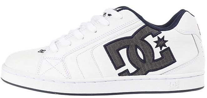 DC Net SE Sneaker in Weiß für 47,23€ (statt 63€)