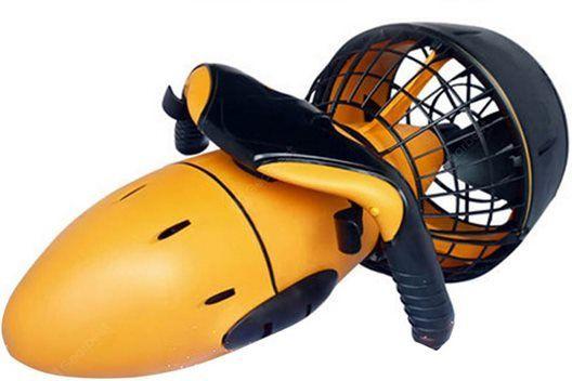 Aqua Scooter zum schwimmen & tauchen mit bis zu 6km/h für 150,98€