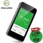 GlocalMe G3 – mobiler LTE Hotspot & 1GB gratis für ~130 Länder + 8GB für EU für 108,99€ (statt 160€)