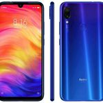 Xiaomi Redmi Note 7 64GB Smartphone in Blau für 143,10€
