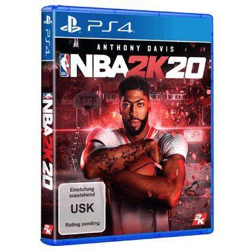2x NBA 2K20 ab 59,99€ (statt 100€) für PS4, Xbox, Switch