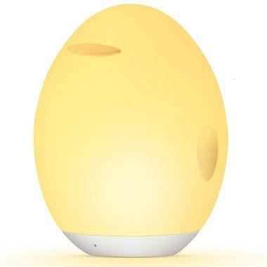 Dimmbares LED Nachtlicht mit verschiedenen Modi & Farben für 10,99€ (statt 22€)