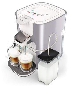 PHILIPS HD6574/20 Senseo Latte Duo Plus Kaffeepadmaschine für 111€ (statt 180€)