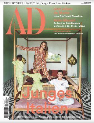 10 Ausgaben Architectural Digest für 29,95€ (statt 84€)