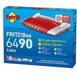 Gewerbe: Kabel Internet- & Telefon 200 Mbit + FRITZ!Box 6490 für 19,90€ (netto) mtl. durch Auszahlung – 400 Mbit 34,90€