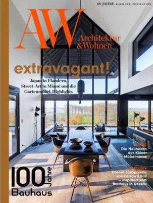6 Ausgaben Architektur & Wohnen für 24,95€(statt 62€)