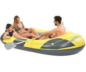 ACTIVE TOUCH Schlauchboot max 3 Pers. 260 kg inkl. 2 Paddel für 34,99€ (statt 50€)