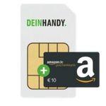 o2 Allnet + 4GB LTE für 7,99€ monatlich kündbar – dazu geschenkt: 10€ Amazon-Gutschein