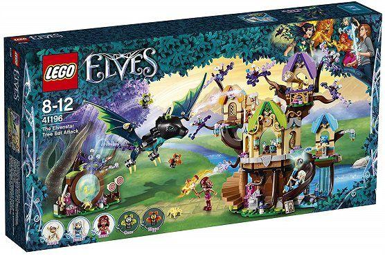 LEGO Elves (41196)   Fledermaus Angriff auf den Elfen Sternbaum für 50€ (statt 65€)