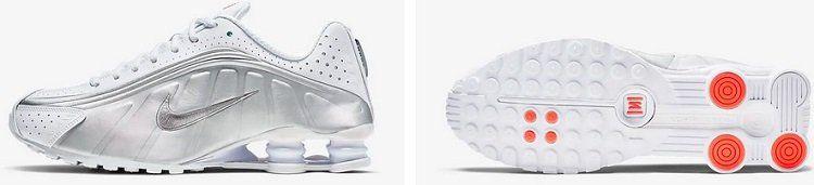 Nike Shox R4 Sneaker für 62,98€ (statt 84€)