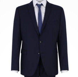 Benvenuto Anzug aus 100% Schurwolle in Restgrößen für 55,99€