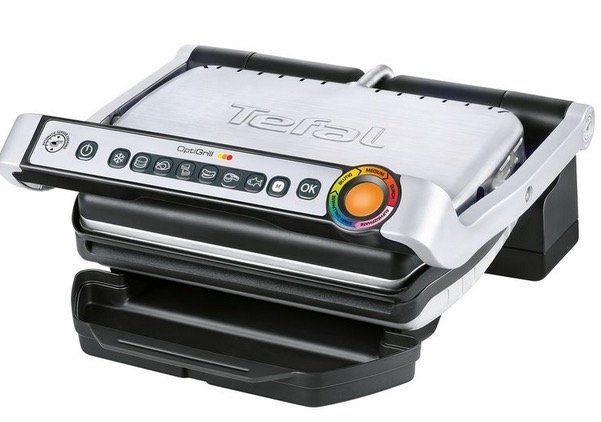 Tefal GC702D Optigrill Tisch Sensorgrill ab 87€ (statt 97€)