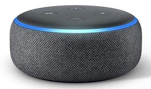 2er Pack Amazon Echo Dot 3. Generation nur 39,99€ (statt 64€)