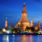 Thailand: Hin- und Rückflug von München nach Bangkok inkl. 30kg Gepäck ab 352€