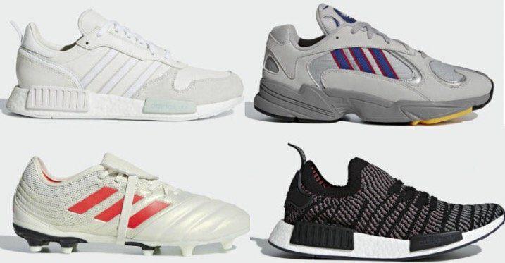 Großer adidas & Reebok Sale bei eBay + 20% Gutschein + keine VSK