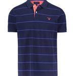 GANT 3-Color Piqué Rugger Poloshirt für 55,87€ (statt 70€)