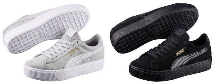 Puma Vikky Platform Damen Sneaker für 23,92€ (statt 39€)
