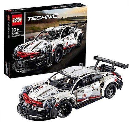 LEGO Technic   Porsche 911 RSR (42096) ab 83,79€ (statt 100€)   genau lesen!