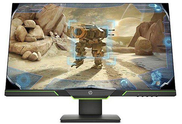 HP 27xq 27 Monitor (2560x1440, FreeSync, 144Hz) für 253,45€ (statt 304€)