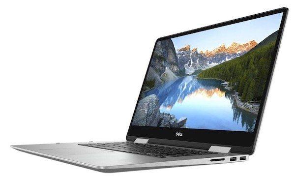 Dell Inspiron 15 (7586)   15,6 Zoll Convertible Notebook mit 256GB SSD für 649,90€ (statt 829€)