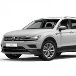 """VW Tiguan Allspace """"Highline"""" mit 239 PS im Gewerbe-Leasing für 283,22€ mtl. brutto"""