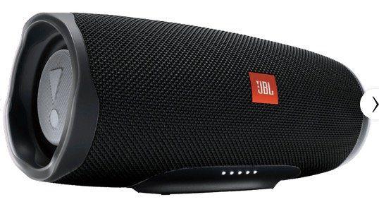 JBL Charge 4 Tragbarer Bluetooth Lautsprecher in allen Farben für 118,80€ (statt 134€)